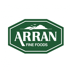 Arran Fine Foods food service logo