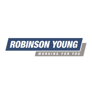 Robinson Young food service logo