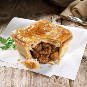 Wrights Steak & Ale Pie