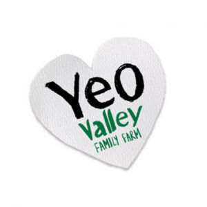 Yeo Valley Family Farm food service logo