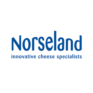 Norseland innovative cheese specialists food service logo
