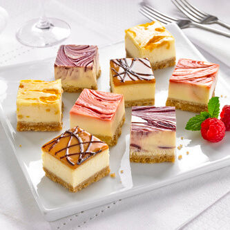 Wrights Mini Cheesecake Selection