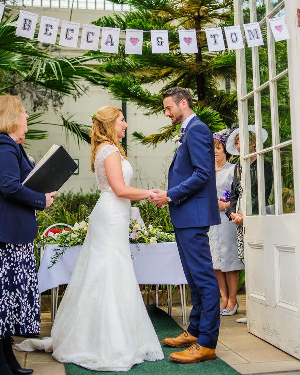 Sheffield Botanical Gardens Wedding Photography