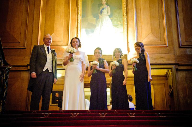 Cutlers Hall weddings Sheffield