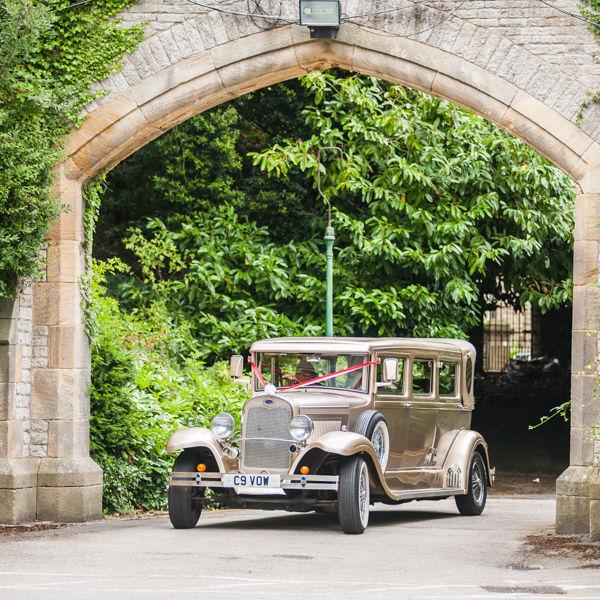 Kenwood Hall wedding Sheffield