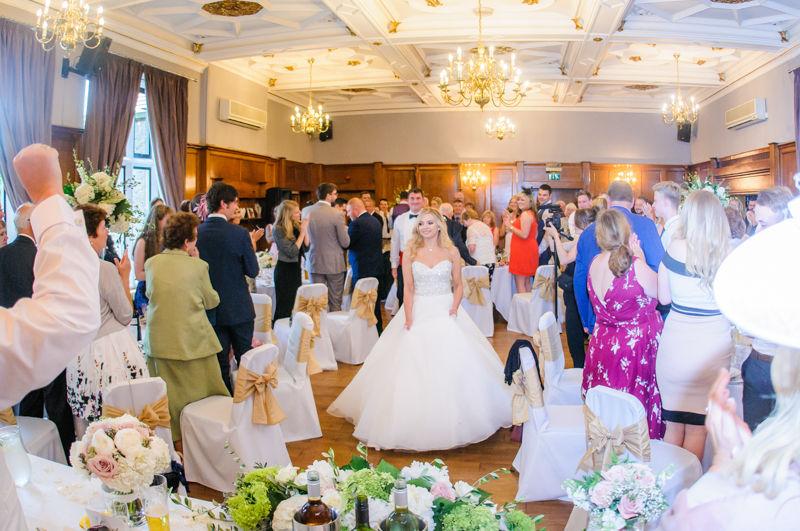 The Maynard, Grindleford Wedding Photography Sheffield