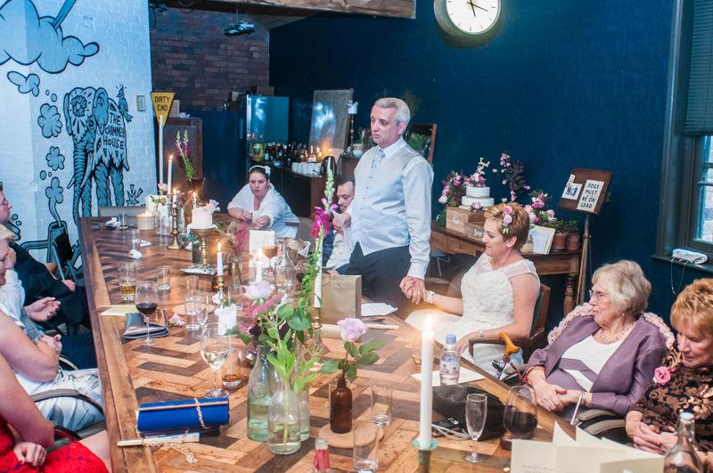 Chimney House Sheffield weddings