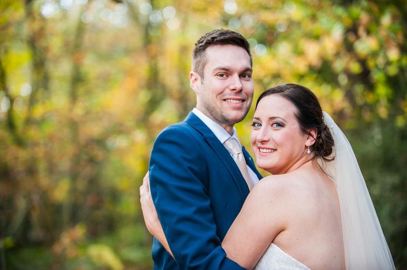 Peak District Rock the Dress wedding photos for Richard and Hannah