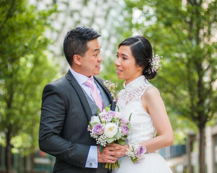 Chinese wedding celebrations in Sheffield