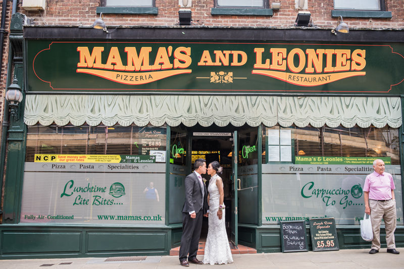 Mamas & Leonies in Sheffield for weddings