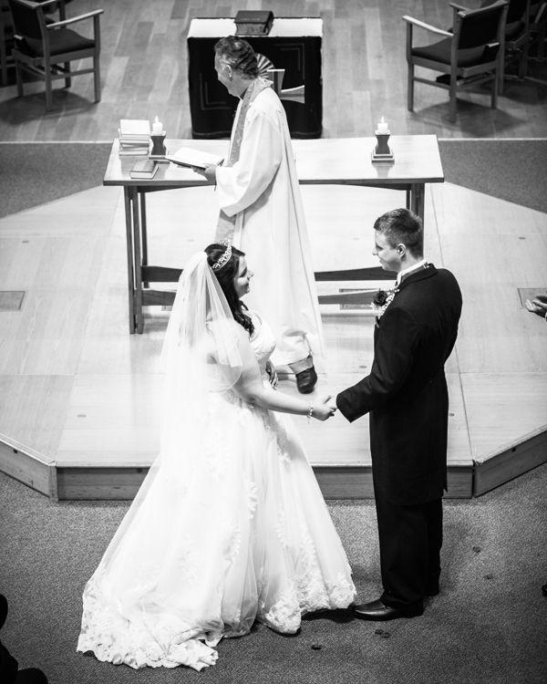 St Andrews Church, Psalter Lane, Sheffield wedding for Helen & Tom