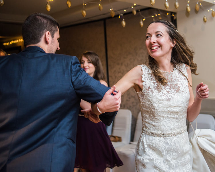 Wedding Cehildh Sheffield wedding photographers Whirlowbrook Hall
