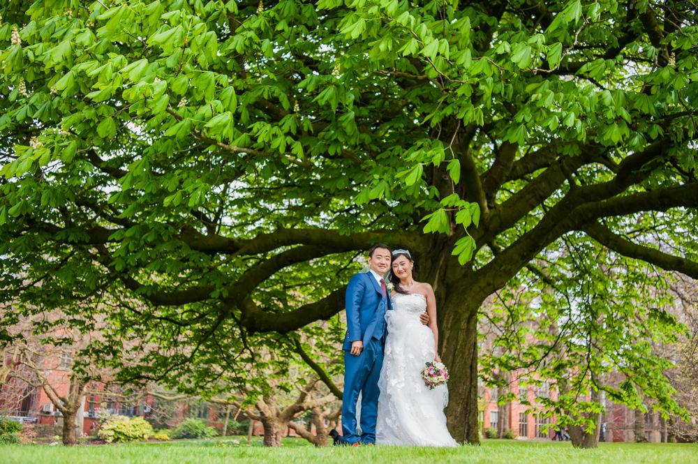 Weston Park, Sheffield wedding photographer, Chinese wedding