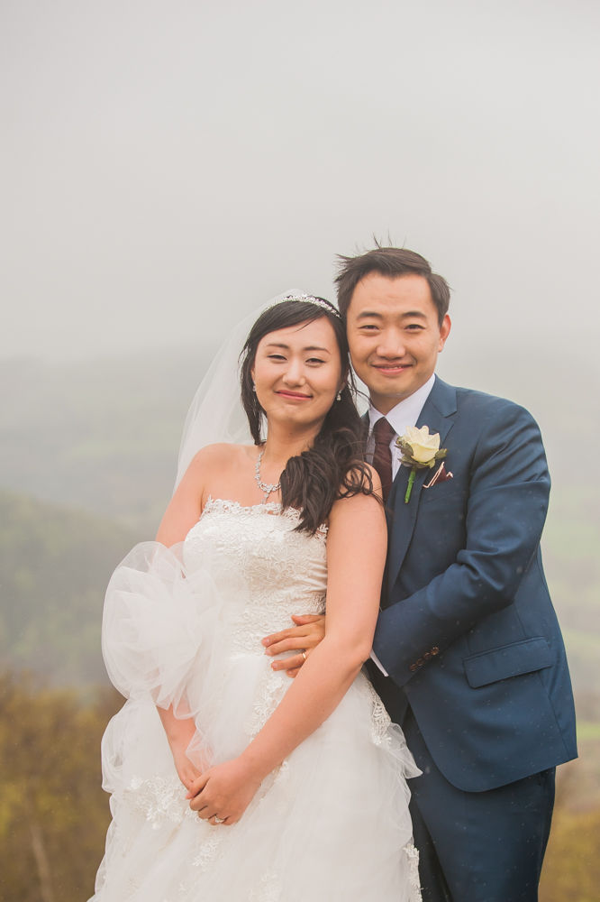 Smiles for the camera, Sheffield wedding photographer, Chinese wedding