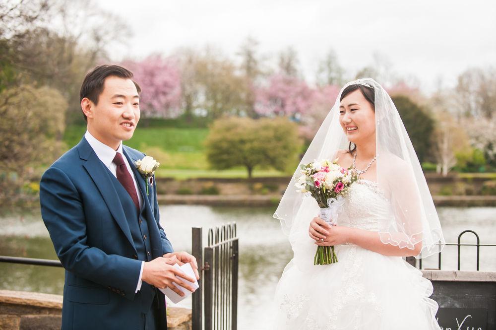 Groom speech, Sheffield wedding photographer, Chinese wedding