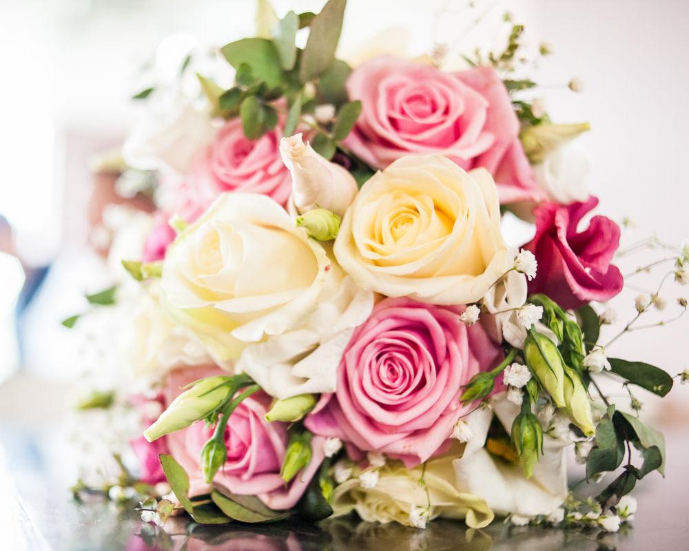 Brides bouquet, Sheffield wedding photographer, Chinese wedding
