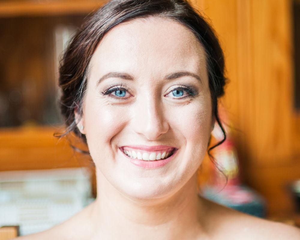 Bride close up, Kelham Island wedding, Sheffield photographers