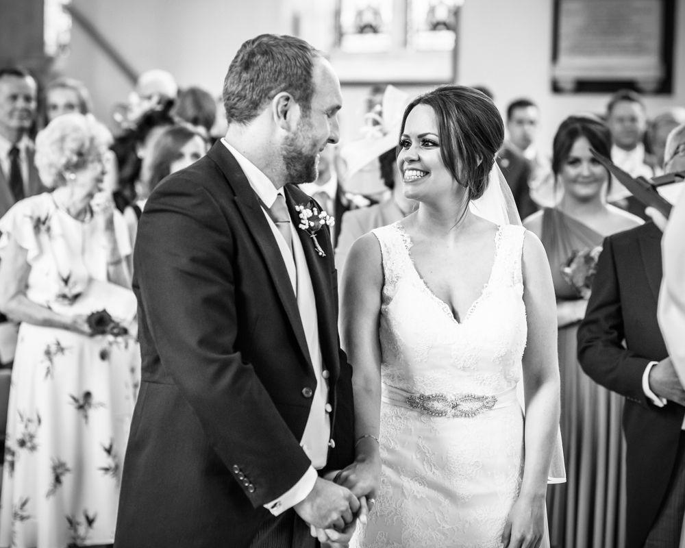 Groom meeting bride, Sheffield wedding photographers,
