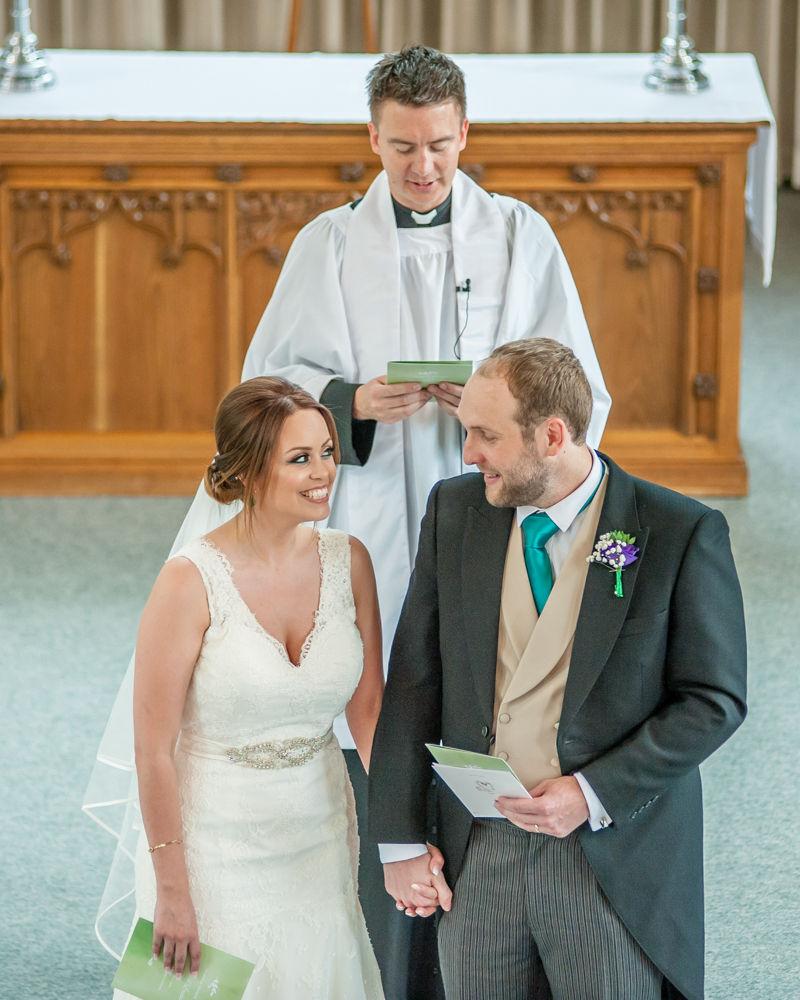 Just married, Sheffield wedding photographers,