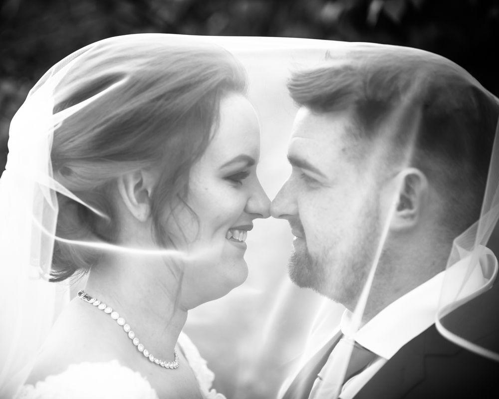 Looking under veil, Chesterfield wedding photographer, Casa Hotel