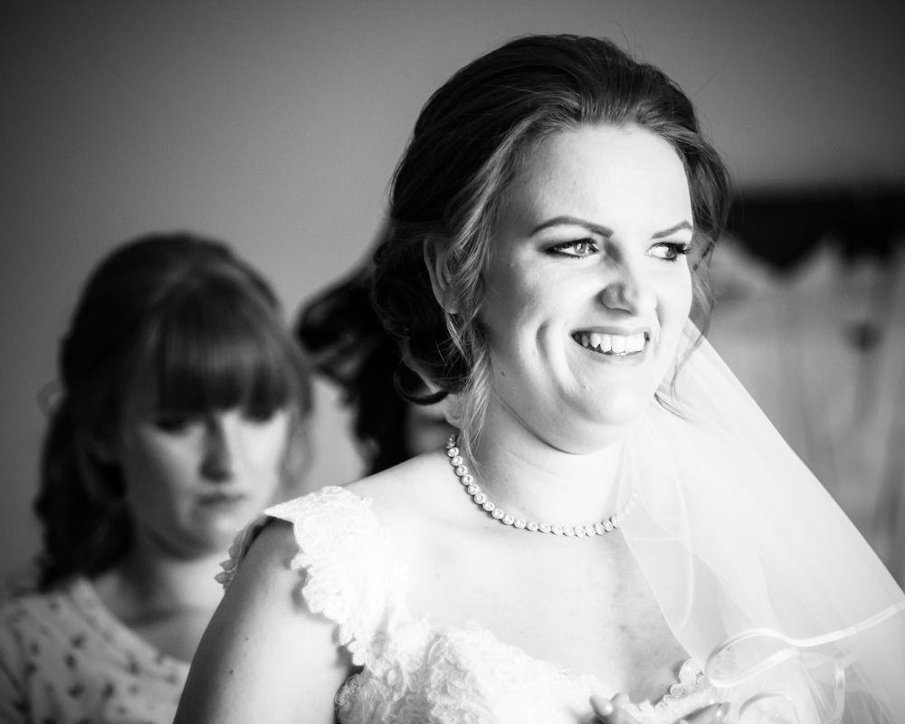 Happy bride, Chesterfield wedding photographer, Casa Hotel