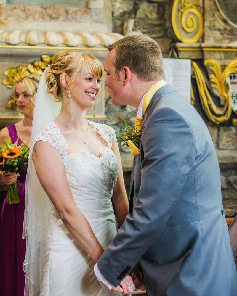 Just married happiness, Sheffield wedding photographers, Smallshaw Farm Cottages