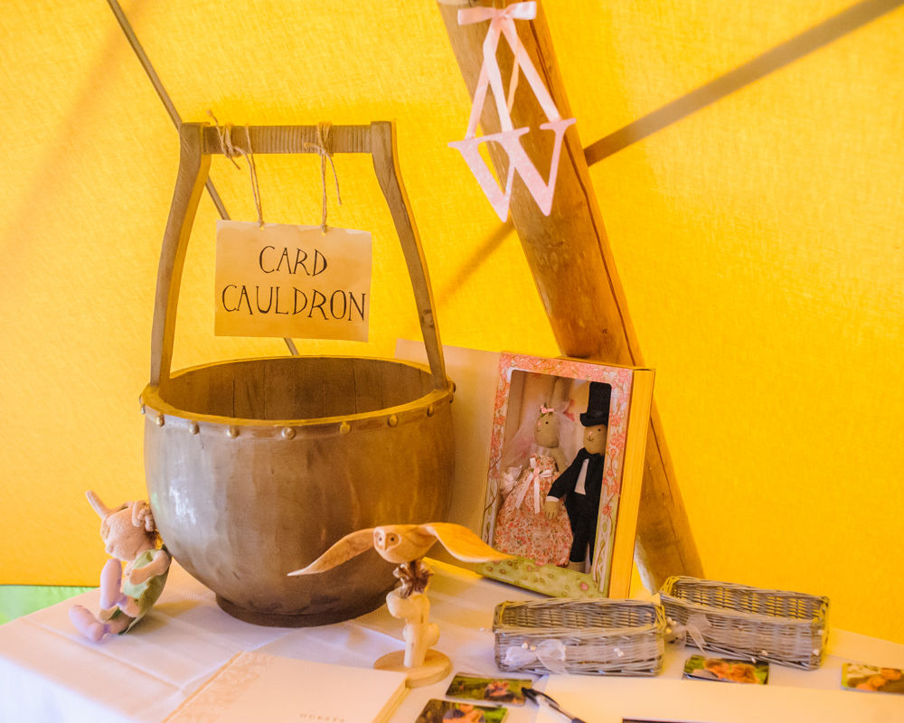 Harry Potter wedding details, Sheffield wedding photographers, Smallshaw Farm Cottages