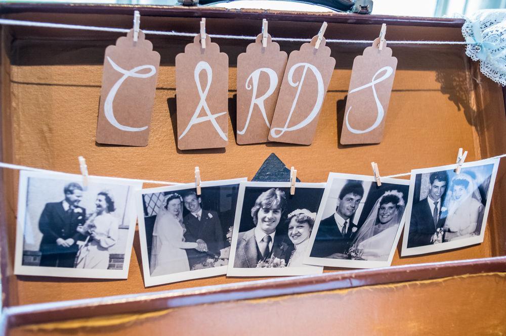 Card box, Sheffield weddings