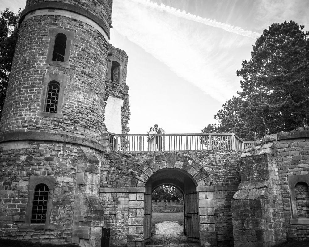 Staindrop Castle,  Wentworth Castle Garden wedding, Sheffield photographers