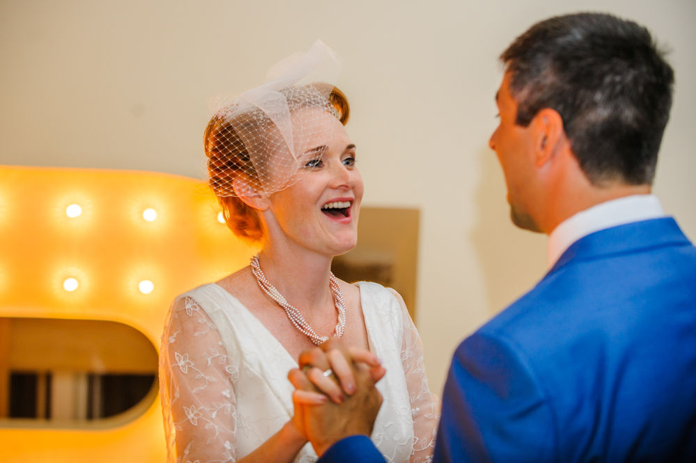 First dance, Sheffield weddings