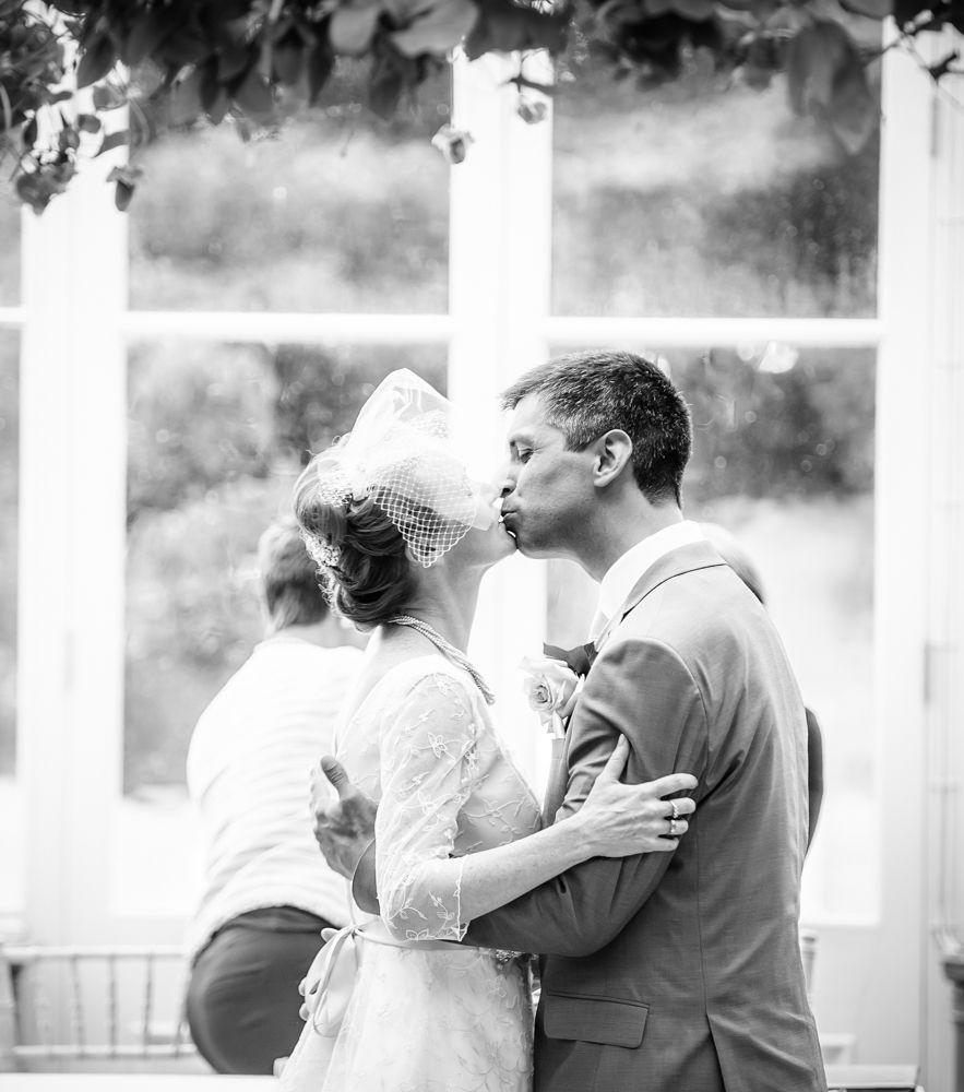 First kiss, Carlisle weddings