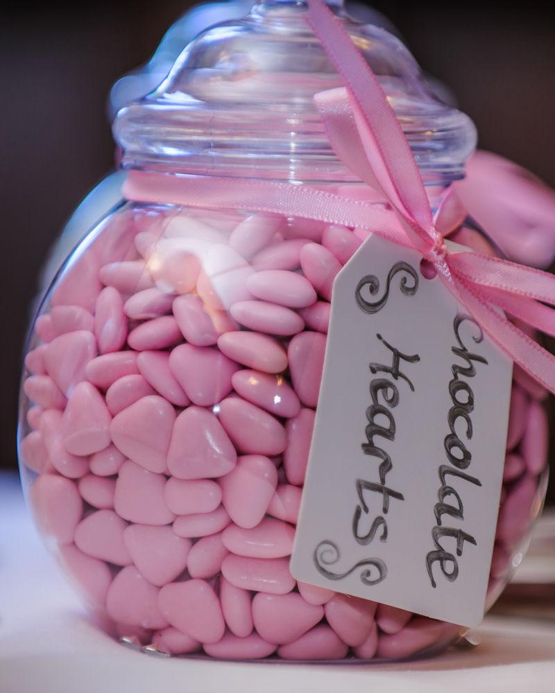 Sweets, Whitley Hall weddings, Sheffield wedding photographers
