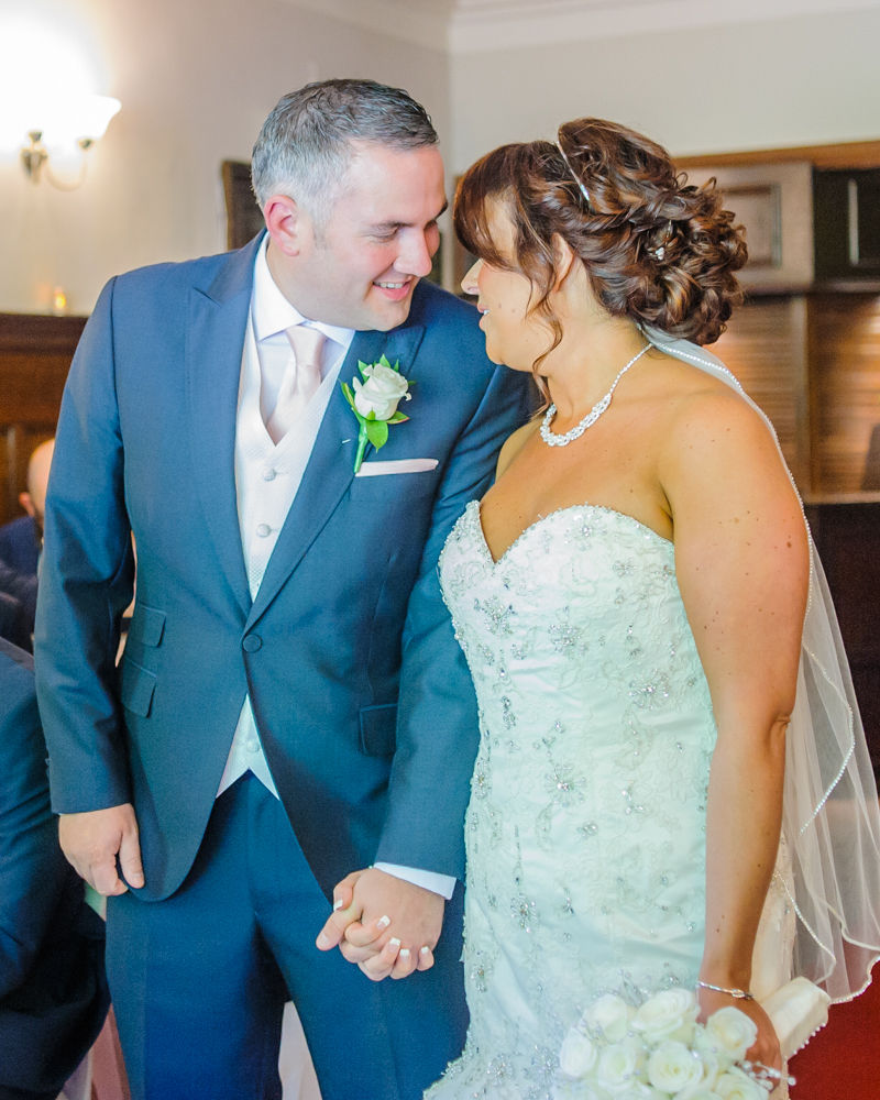 Ceremony moments, Whitley Hall weddings, Sheffield wedding photographers