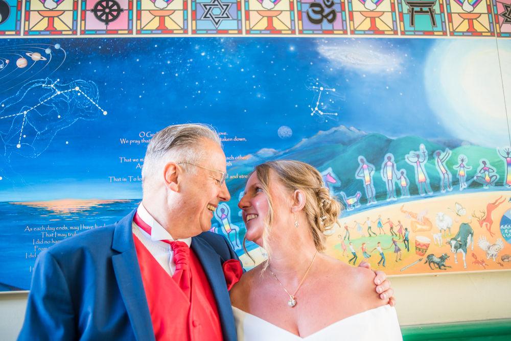 Kendal Unitarian Chapel artwork, Lake District weddings