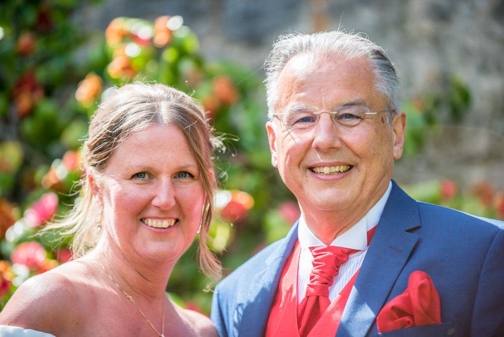 Smiles in the sunshine, Cumbria weddings