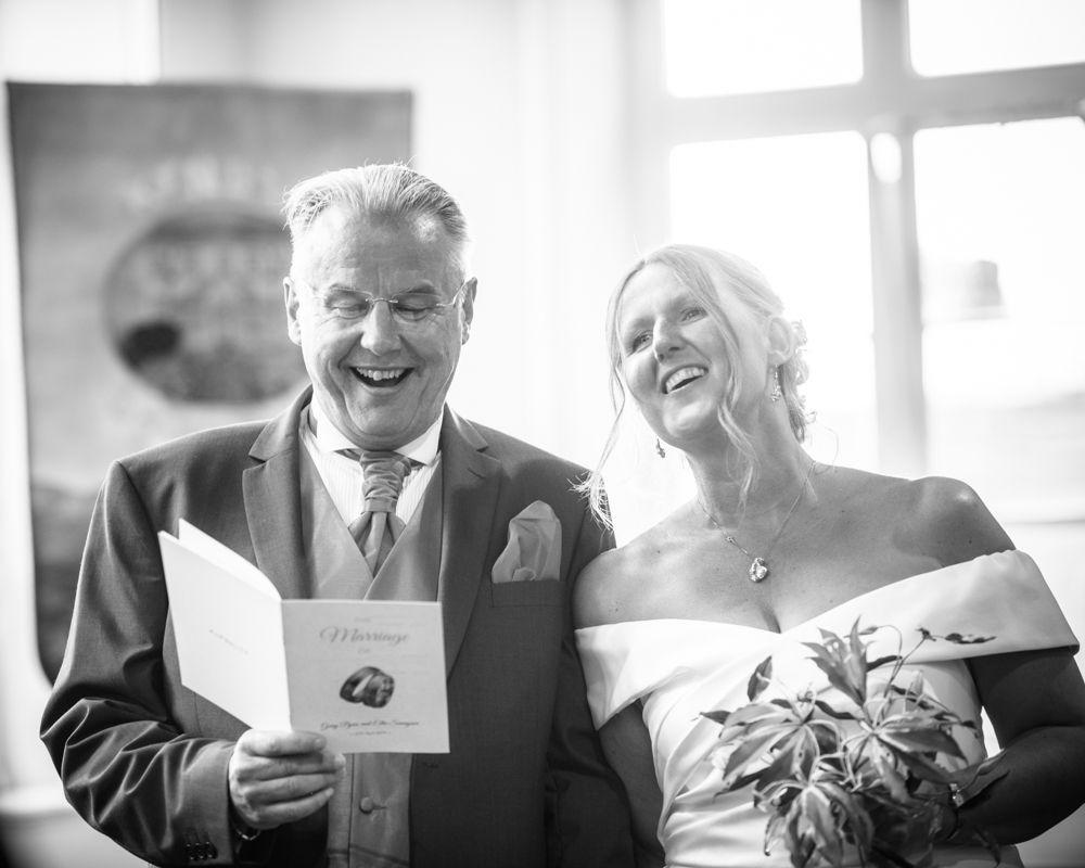 Singing in ceremony, Kendal weddings