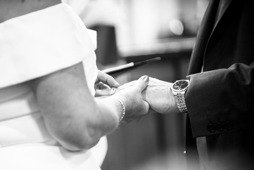 Ring exchange, Lake District weddings