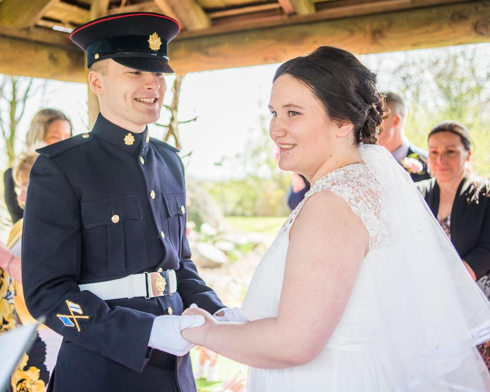 Ceremony laughs, Gretna green weddings