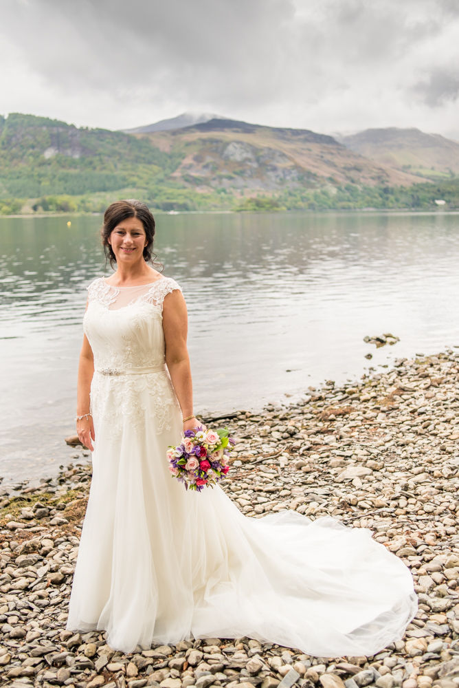 Gill, by Derwentwater, Lingholm wedding, Lake District
