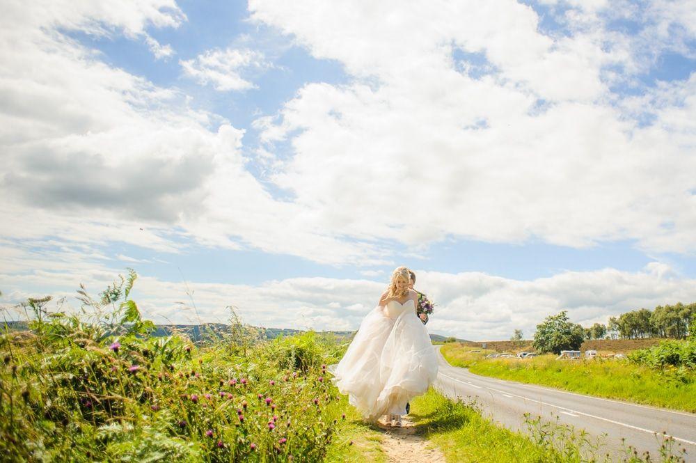 Walking in the Peaks, Maynard wedding, Sheffield photographers