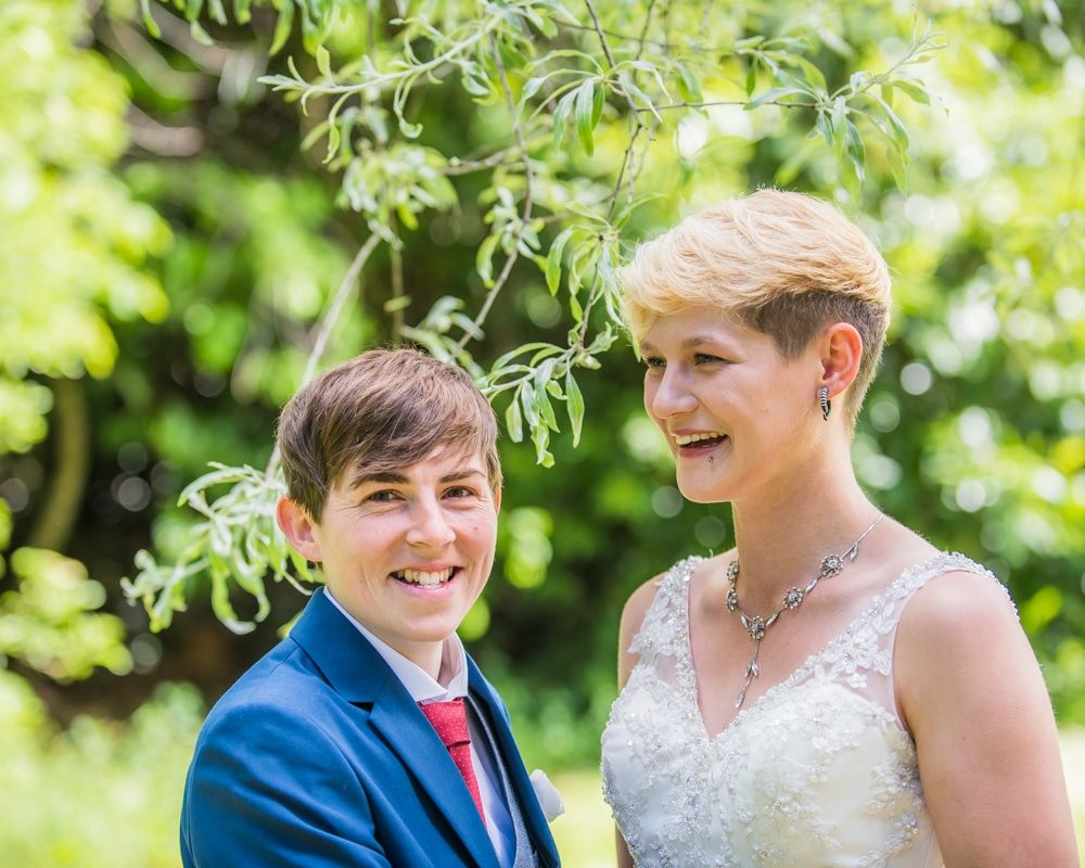 Smiles for family, Carlisle Register office, Lake District wedding photography