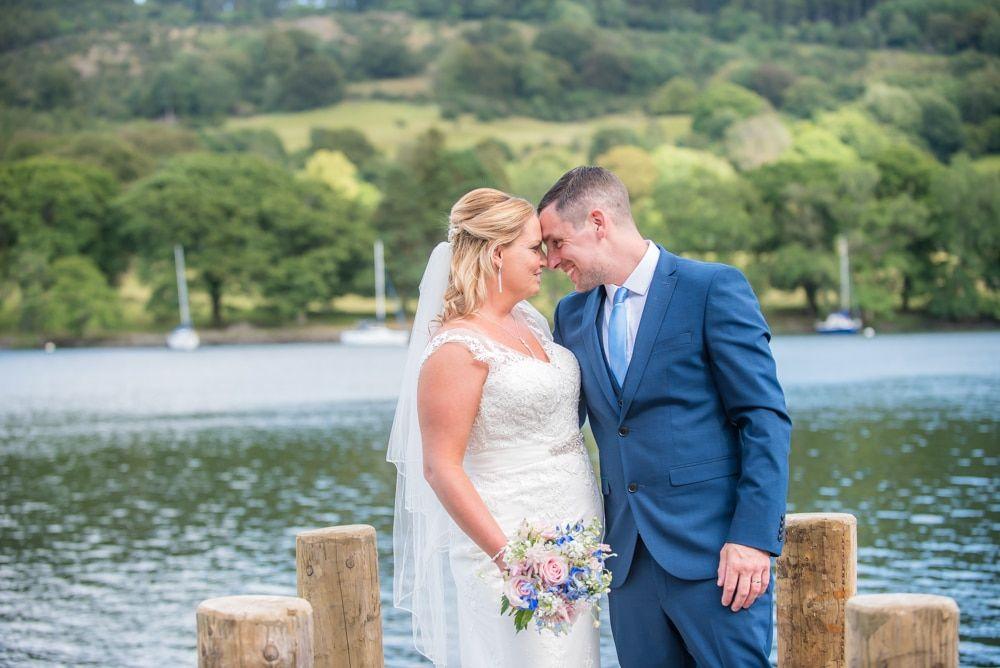 Windermere views, elopement weddings