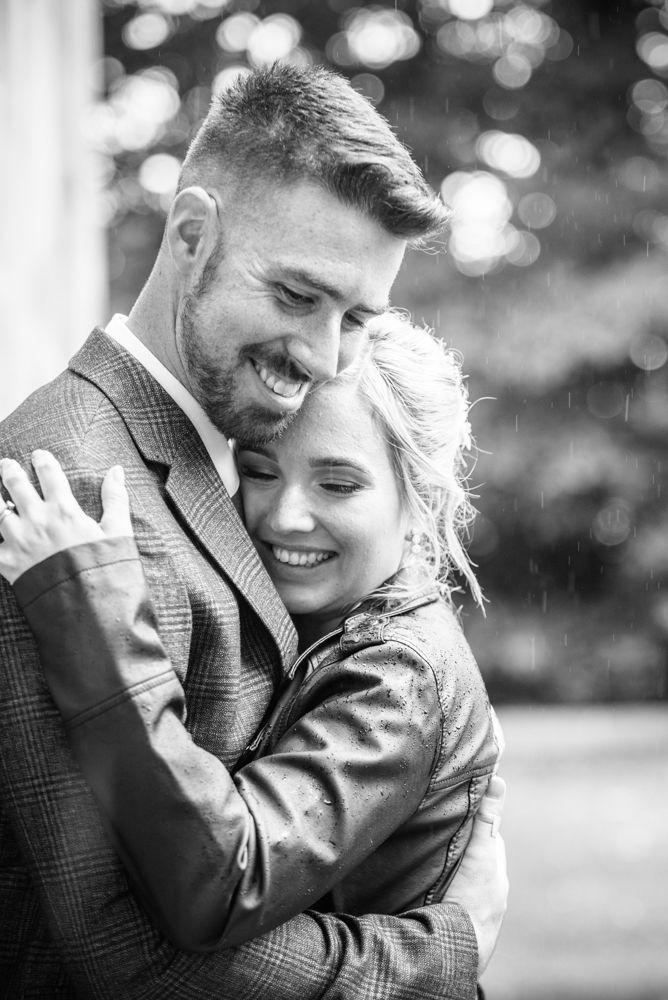 Happy Bride and Groom  wedding photographers Carlisle register office elopement wedding Lake District