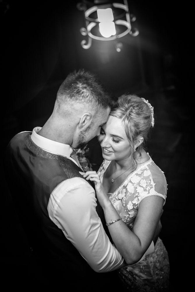 Black and white bridal portraits,  wedding photographers Carlisle register office elopement wedding Lake District