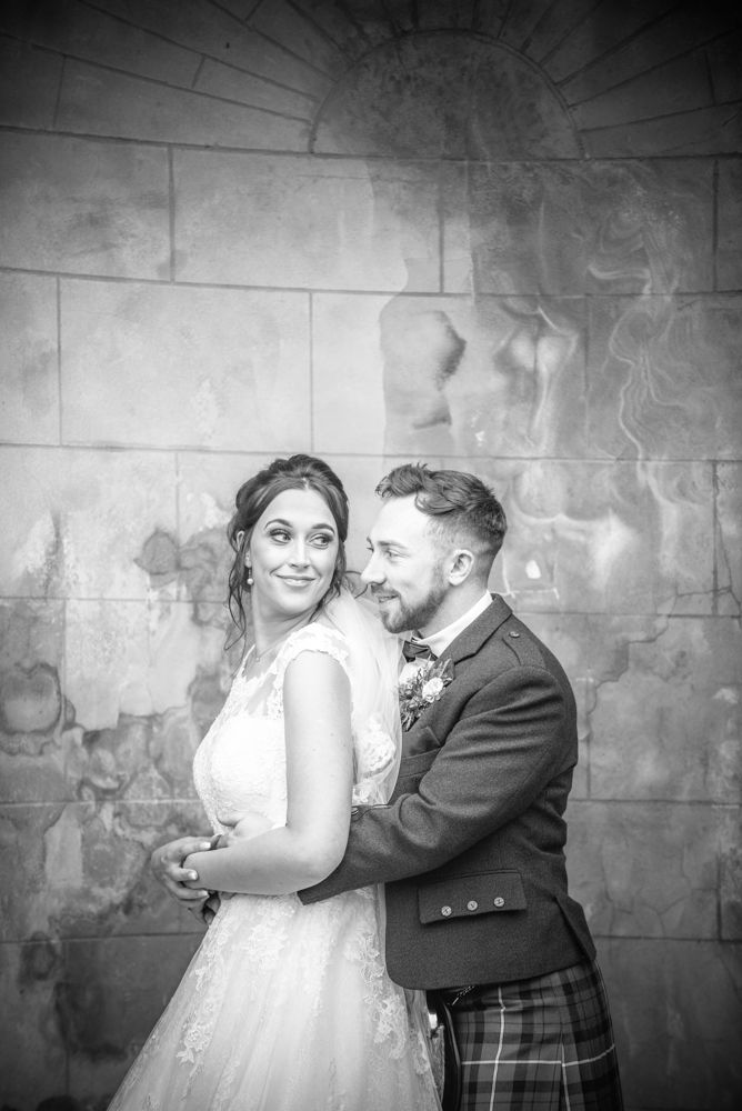 Cheeky grins, Sheffield wedding photographers, Ringwood Hall Hotel