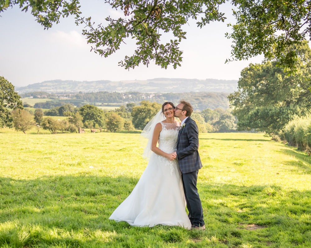Ribble valley views, Shireburn Arms, Lancashire wedding photographers