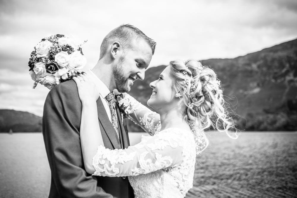 The look of love, Inn on the Lake Weddings, Lake District