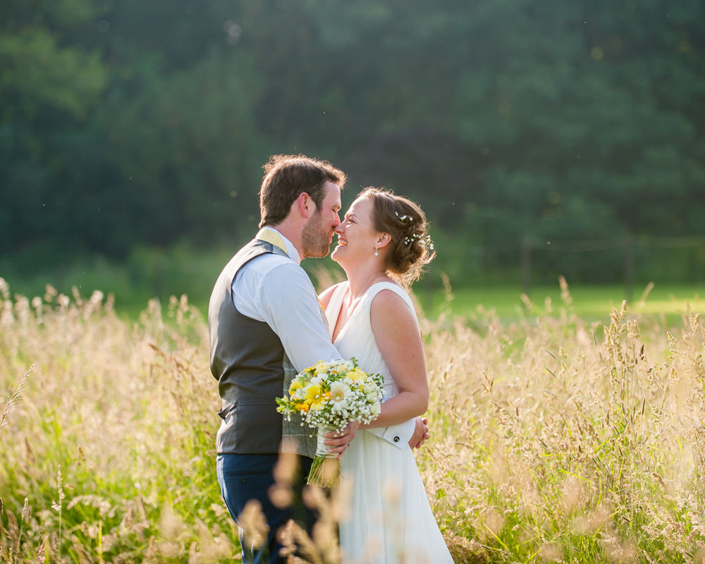 Natural Wedding Photographers in the Lake District