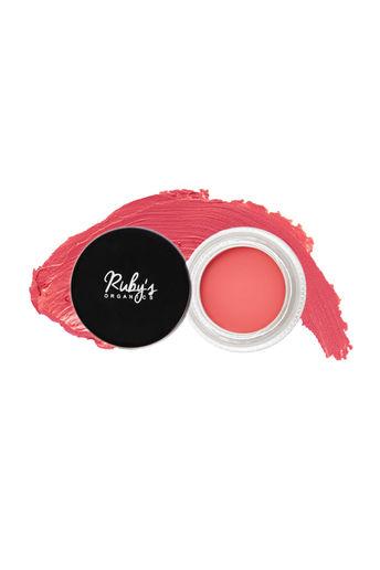 Rosy Toned Cream Blush by Ruby Organics
