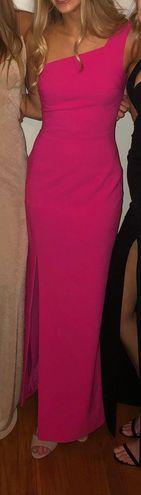 Likely Revolve Formal One Shoulder Dress